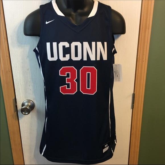 d75ee8219ee Nike UCONN Basketball Jersey Size Med
